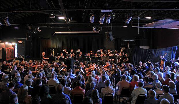 The Blue Ridge Orchestra