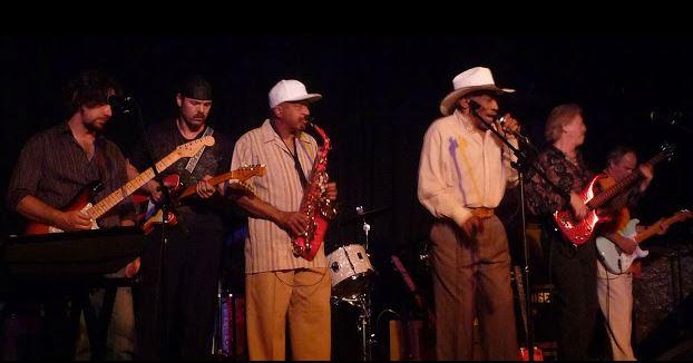 Mac Arnold and Plat O Blues
