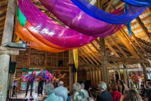 Leaf Festival Barn Performers