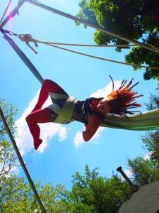 Single Acrobatic